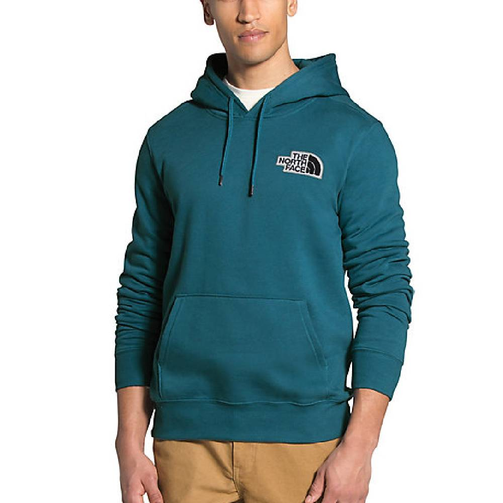 The North Face Patch Hoodie MEN - Clothing - Pullovers & Hoodies The North Face Teskeys
