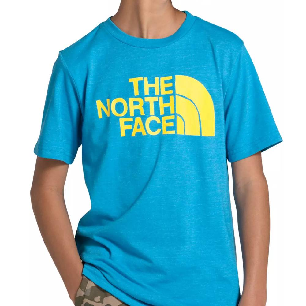 The North Face Boys Tri-Blend Tee KIDS - Boys - Clothing - T-Shirts & Tank Tops The North Face Teskeys