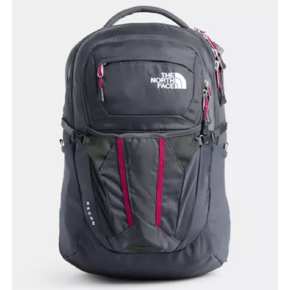 The North Face Women's Recon Backpack-Vanadis Grey ACCESSORIES - Luggage & Travel - Backpacks & Belt Bags The North Face Teskeys