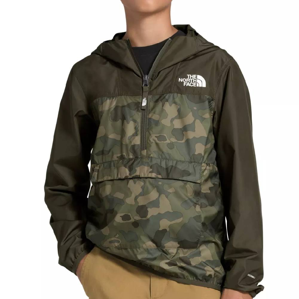 The North Face Youth Fanorak Jacket KIDS - Boys - Clothing - Outerwear - Jackets The North Face Teskeys