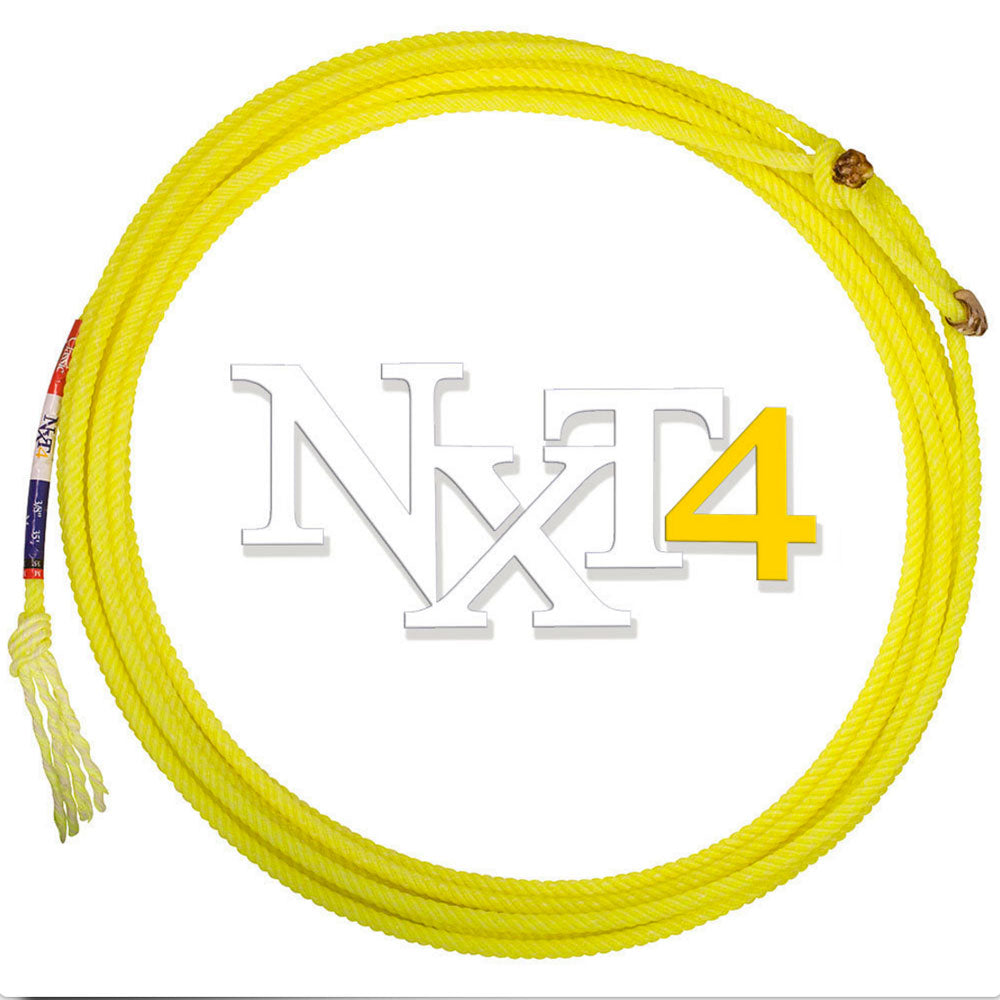 Classic NXT4 Heel Rope Tack - Ropes & Roping - Ropes Classic Teskeys
