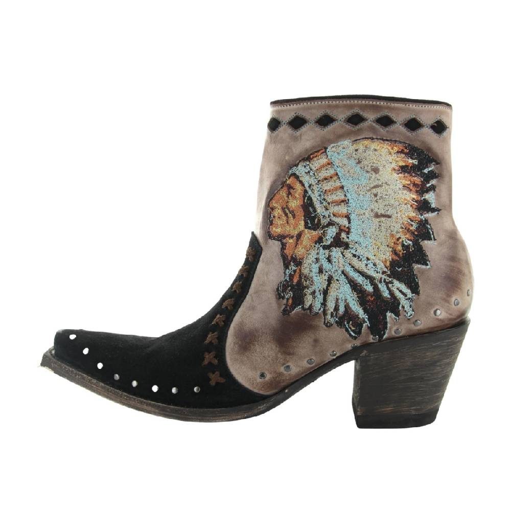 Old Gringo Mabell Bootie WOMEN - Footwear - Boots - Fashion Boots OLD GRINGO Teskeys