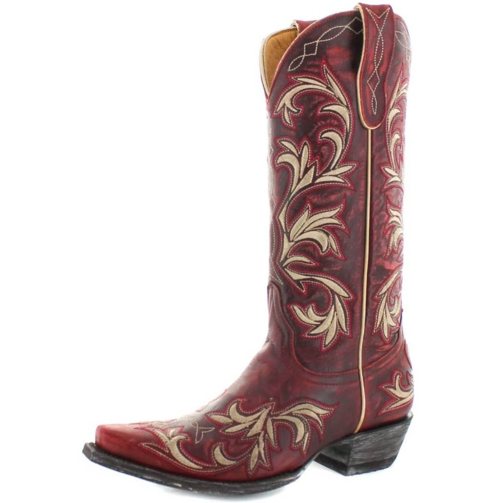 Old Gringo ILiona Stitched Boot WOMEN - Footwear - Boots - Western Boots OLD GRINGO Teskeys