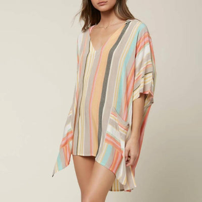 O'Neill Tava Coverup WOMEN - Clothing - Surf & Swimwear - Cover-Ups La Jolla Sport USA DBA O'Neill Teskeys