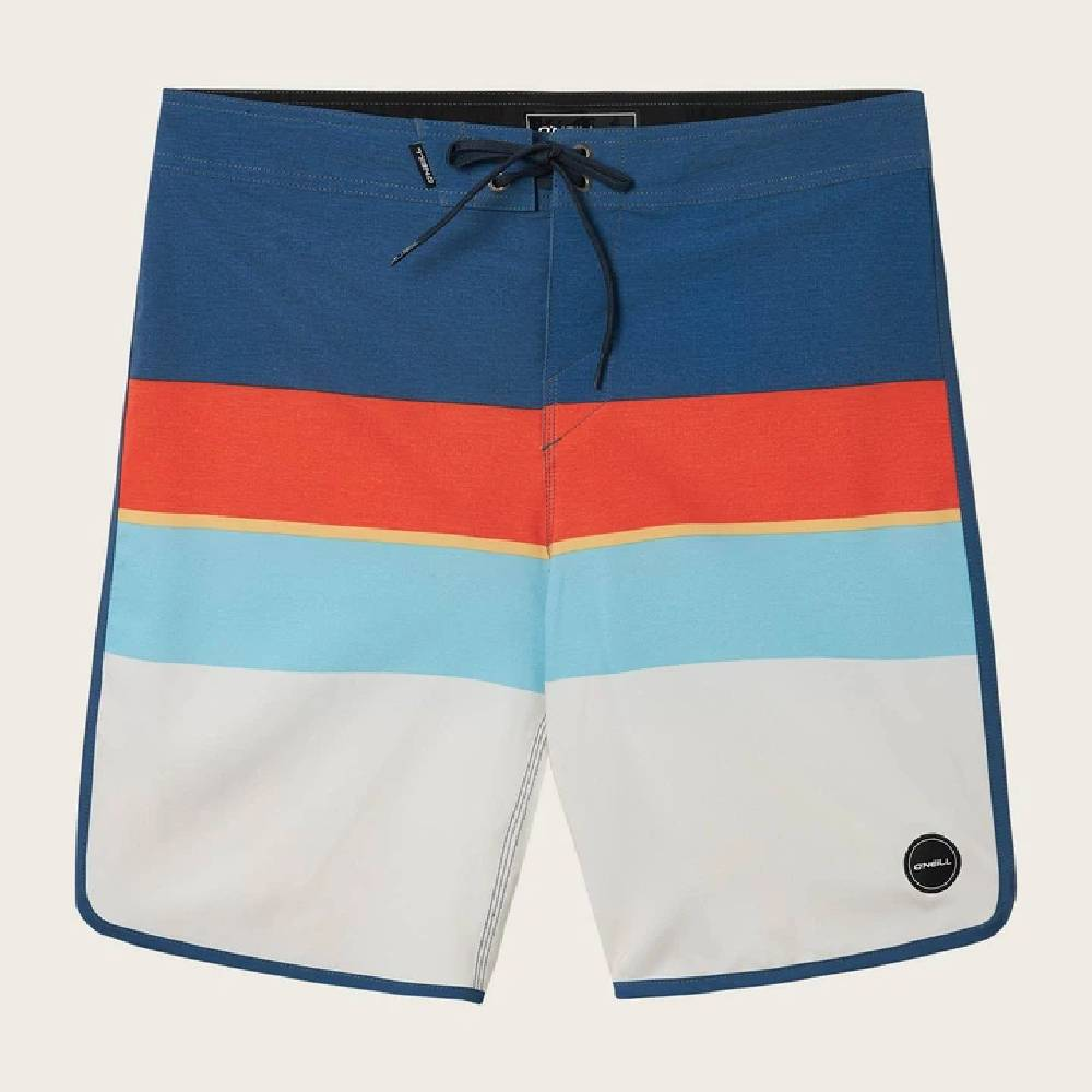 O'Neill Four Square Stretch Boardshorts MEN - Clothing - Surf & Swimwear La Jolla Sport USA DBA O'Neill Teskeys