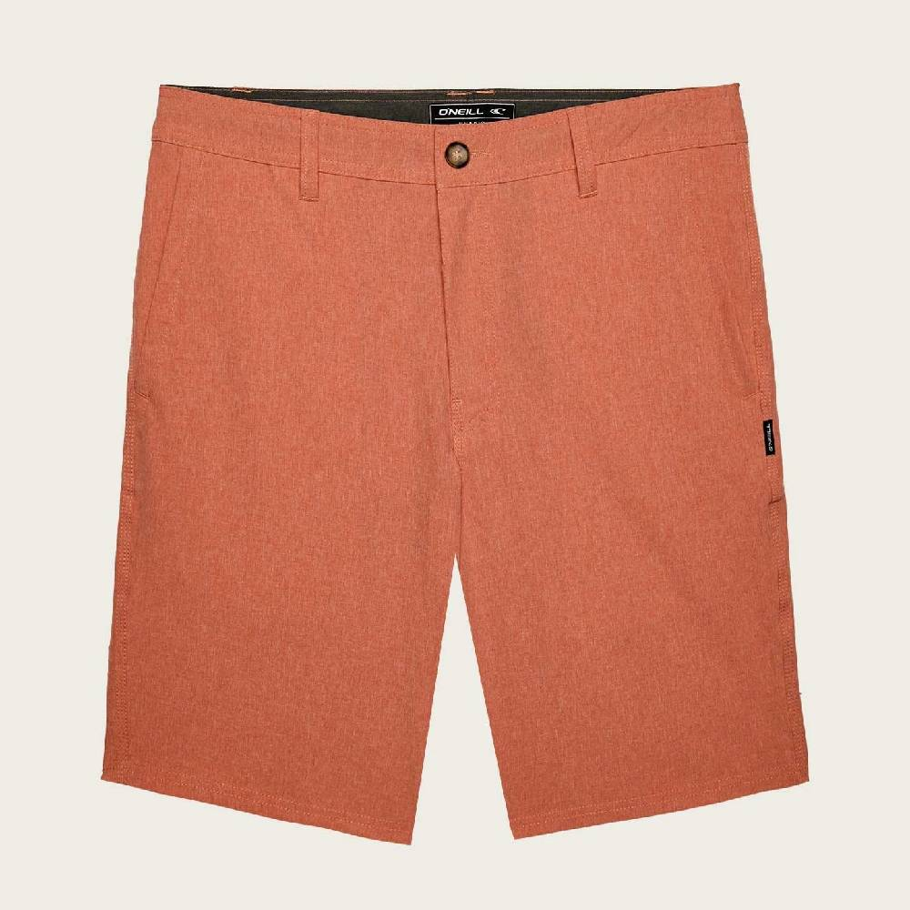 "O'Neill Reserve Heather 19"" Shorts MEN - Clothing - Surf & Swimwear La Jolla Sport USA DBA O'Neill Teskeys"