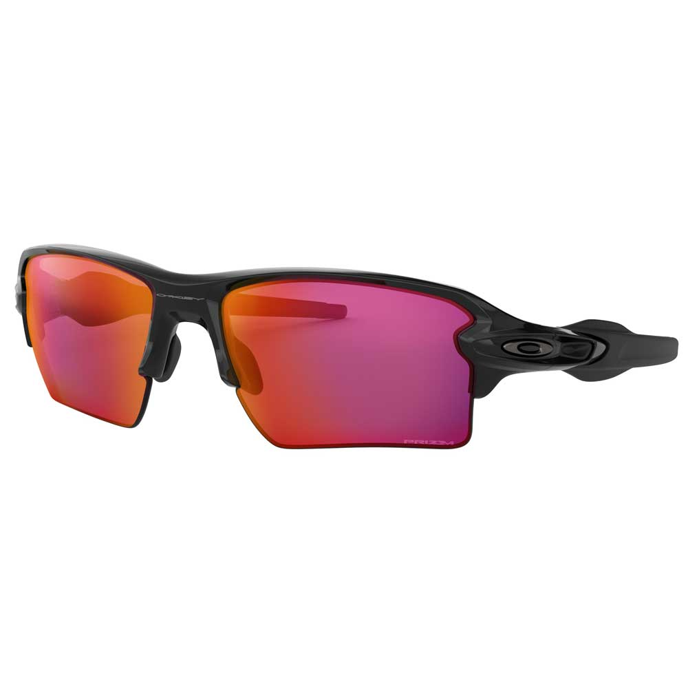Oakley Flak 2.0 XL Polished Black w/Prizm Field Injected Sunglasses ACCESSORIES - Additional Accessories - Sunglasses OAKLEY SALES CORP Teskeys