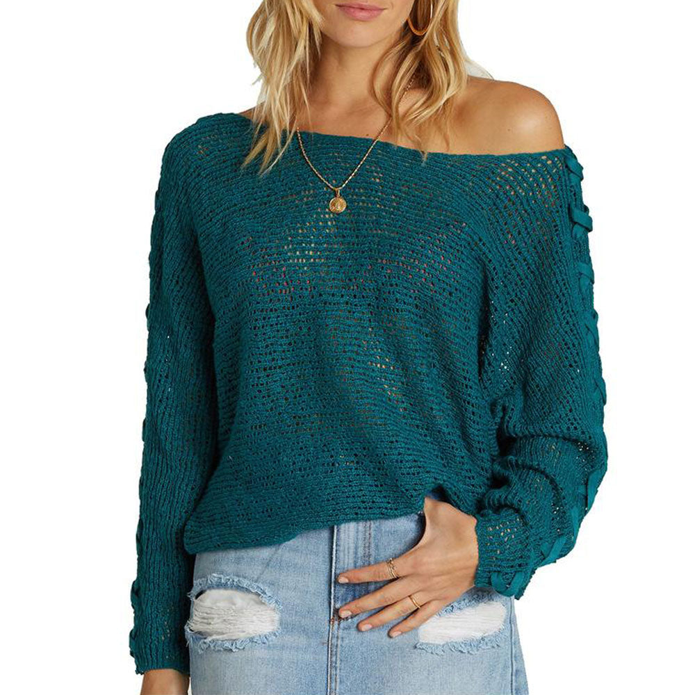 Chill Out Sweater WOMEN - Clothing - Sweaters & Cardigans BILLABONG Teskeys
