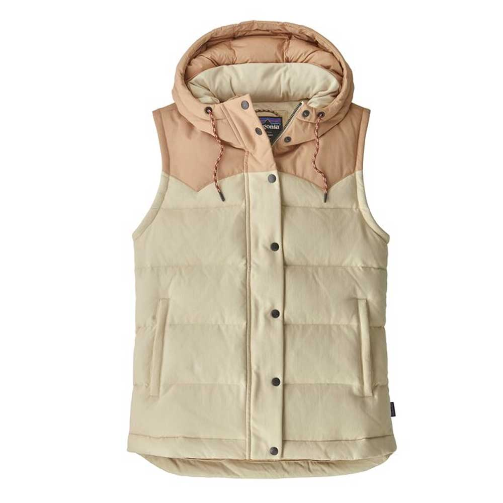 Patagonia Bivy Hooded Vest WOMEN - Clothing - Outerwear - Vests PATAGONIA Teskeys
