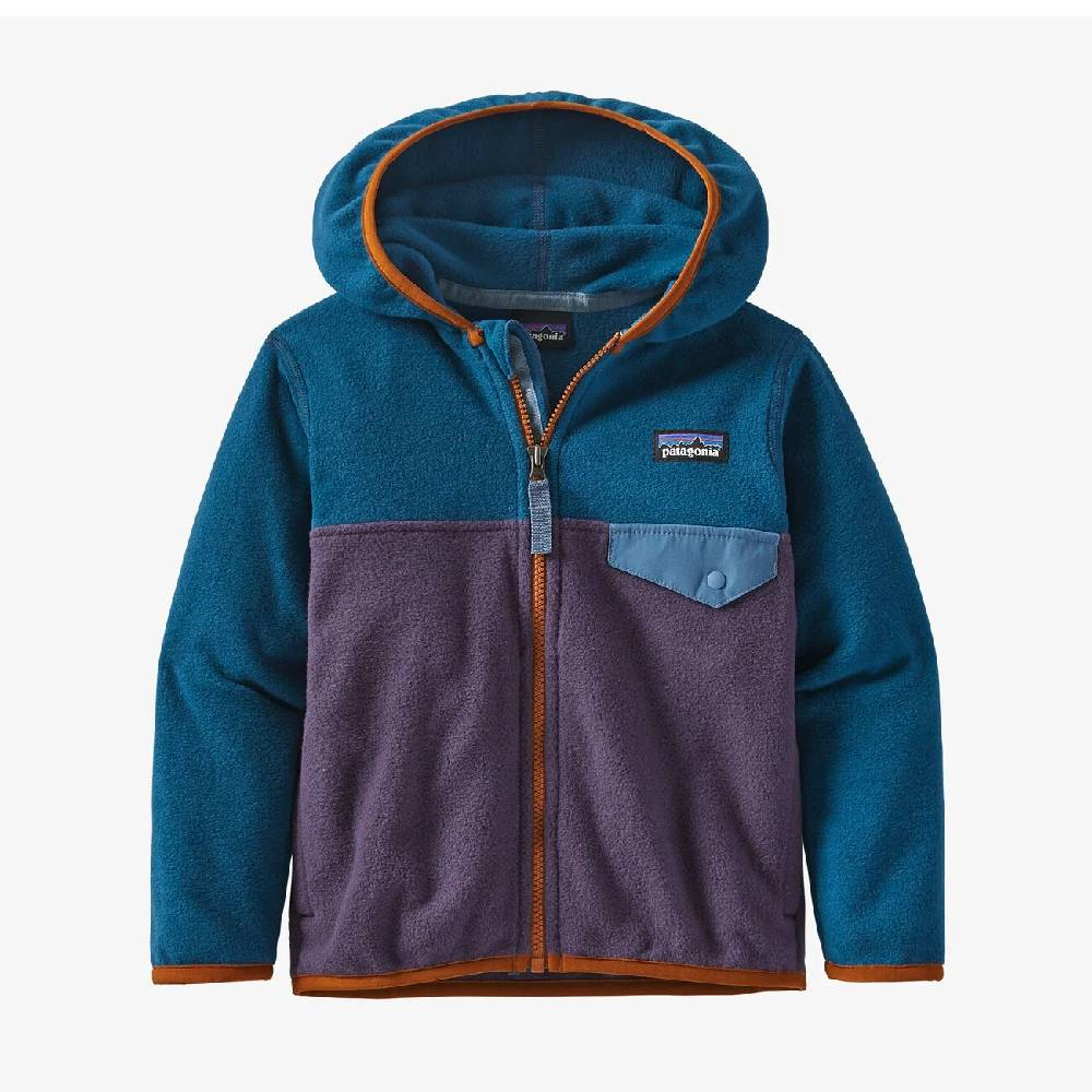 Patagonia Baby Micro D Snap-T Jacket KIDS - Boys - Clothing - Outerwear - Jackets Patagonia Teskeys