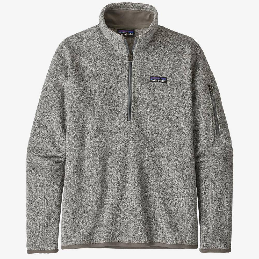 Patagonia Women's Better Sweater 1/4 Zip Fleece WOMEN - Clothing - Sweatshirts & Hoodies Patagonia Teskeys