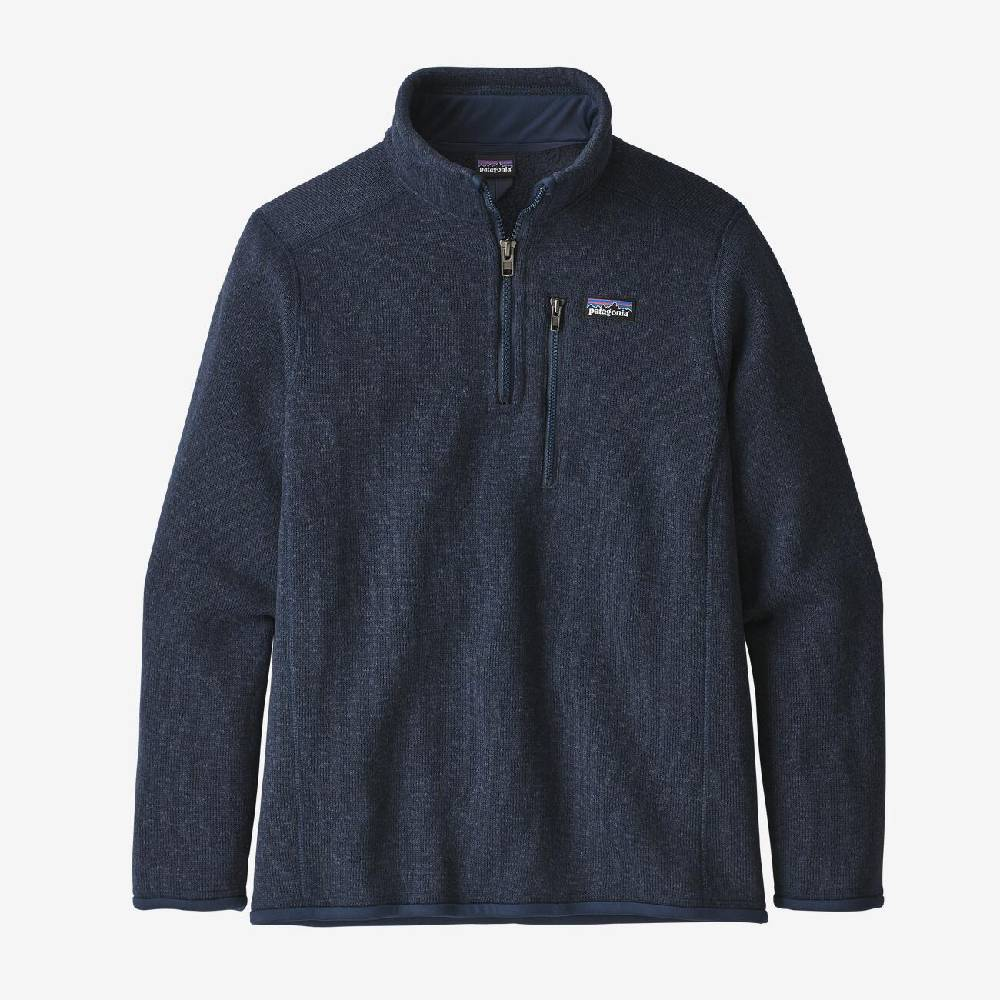 Patagonia Boy's Better Sweater 1/4 Zip Fleece KIDS - Boys - Clothing - Sweatshirts & Hoodies Patagonia Teskeys