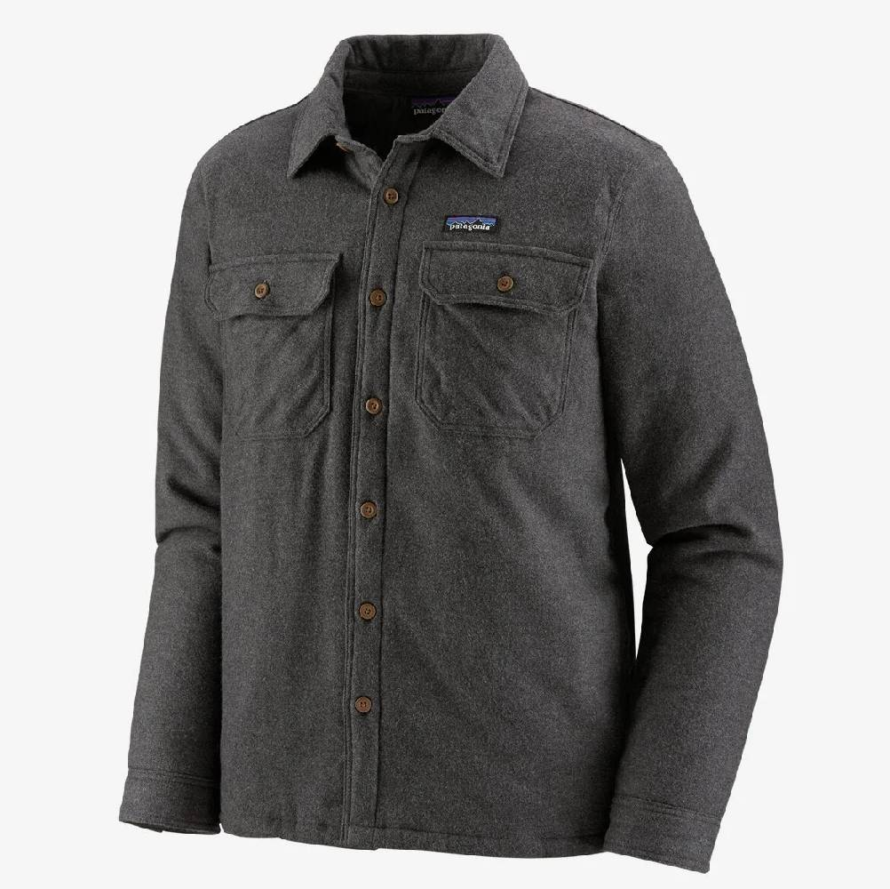 Patagonia Insulated Fjord Flannel Jacket MEN - Clothing - Outerwear - Jackets Patagonia Teskeys