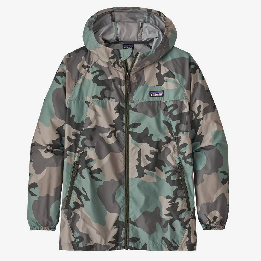 Patagonia Youth Light & Variable Hoody KIDS - Boys - Clothing - Outerwear - Jackets Patagonia Teskeys