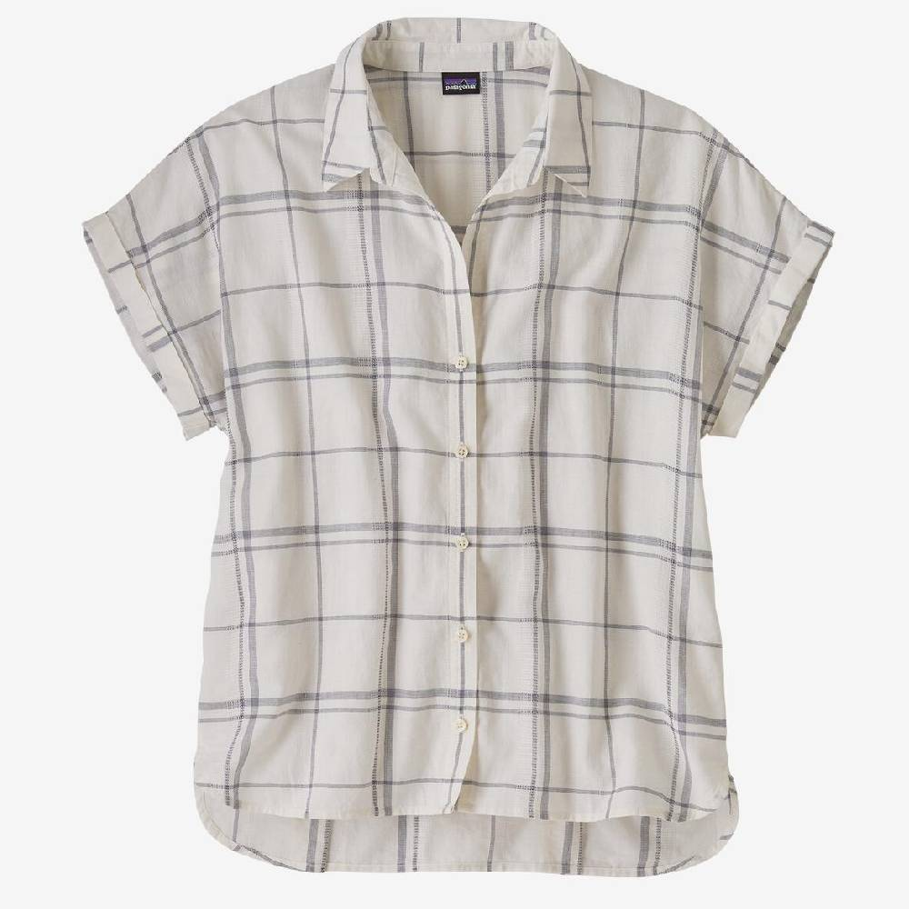 Patagonia Lightweight A/C Shirt WOMEN - Clothing - Tops - Short Sleeved Patagonia Teskeys