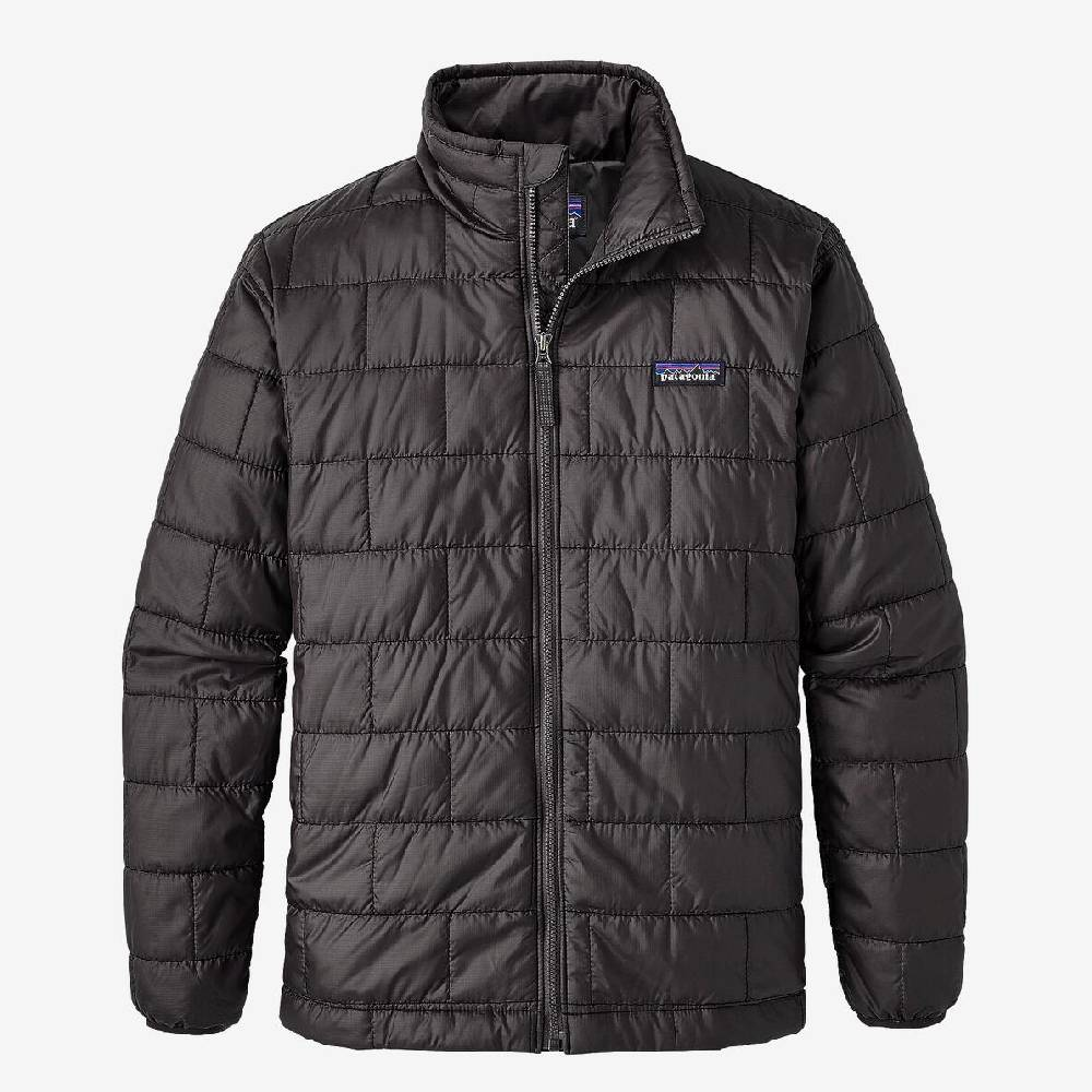 Patagonia Boy's Nano Puff Jacket KIDS - Boys - Clothing - Outerwear - Jackets Patagonia Teskeys