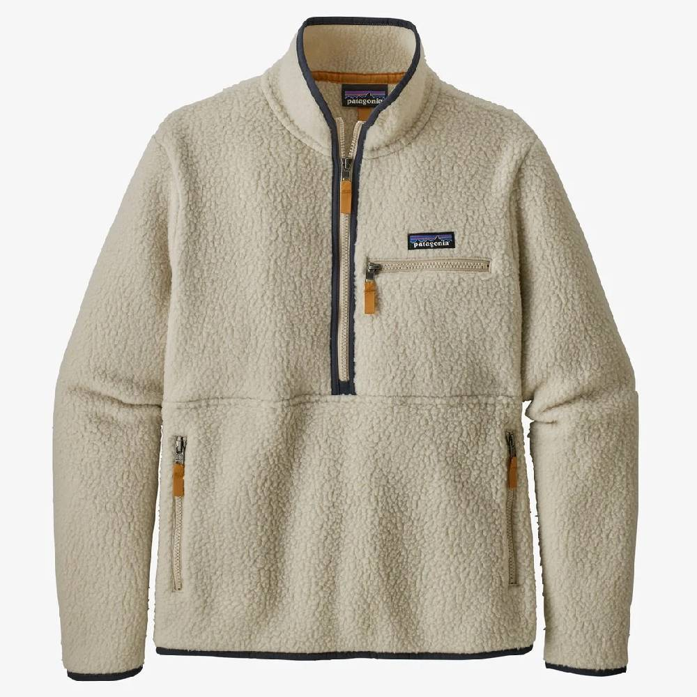 Patagonia 1/4 Zip Retro Pile Fleece Pullover