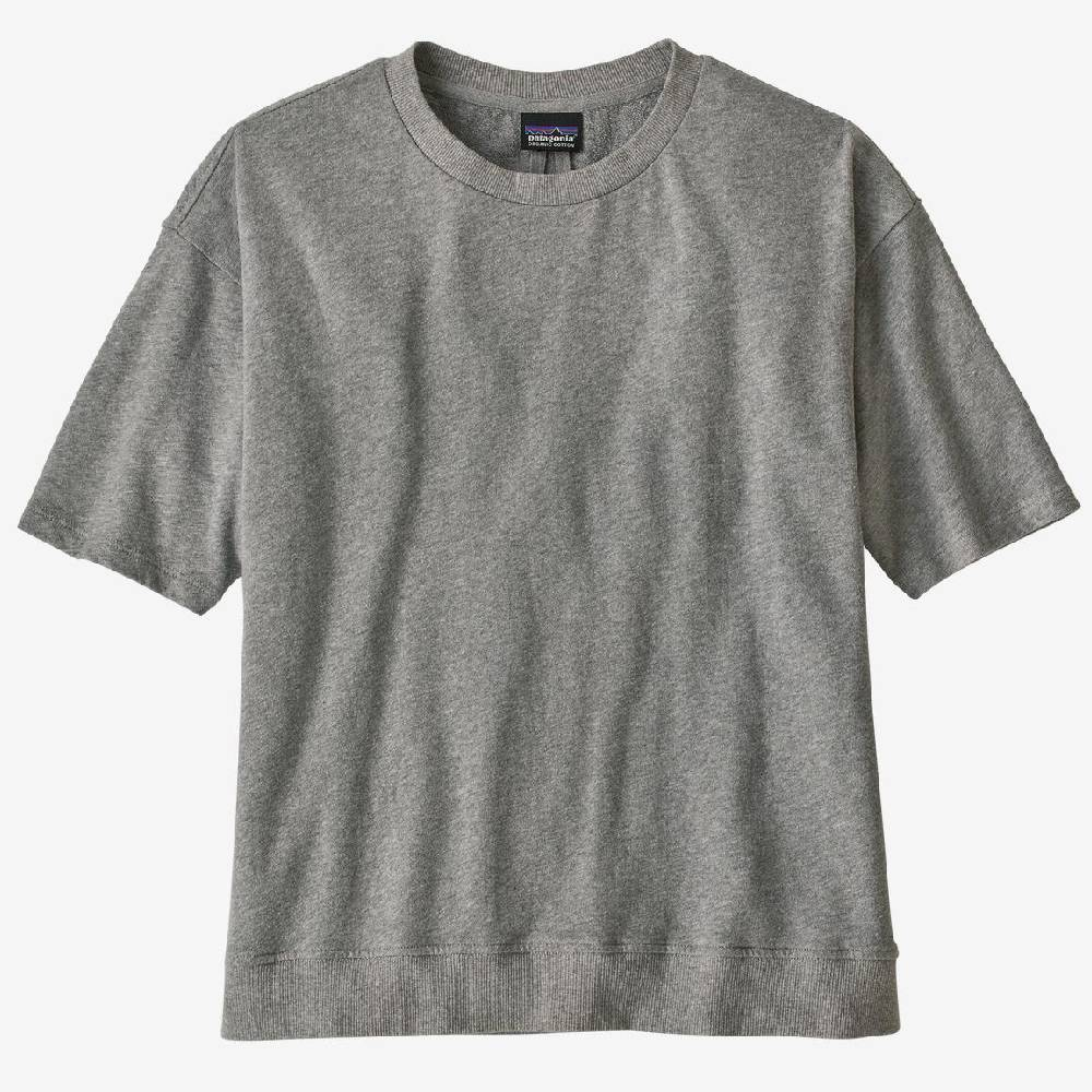Patagonia Cotton French Terry Top WOMEN - Clothing - Tops - Short Sleeved Patagonia Teskeys