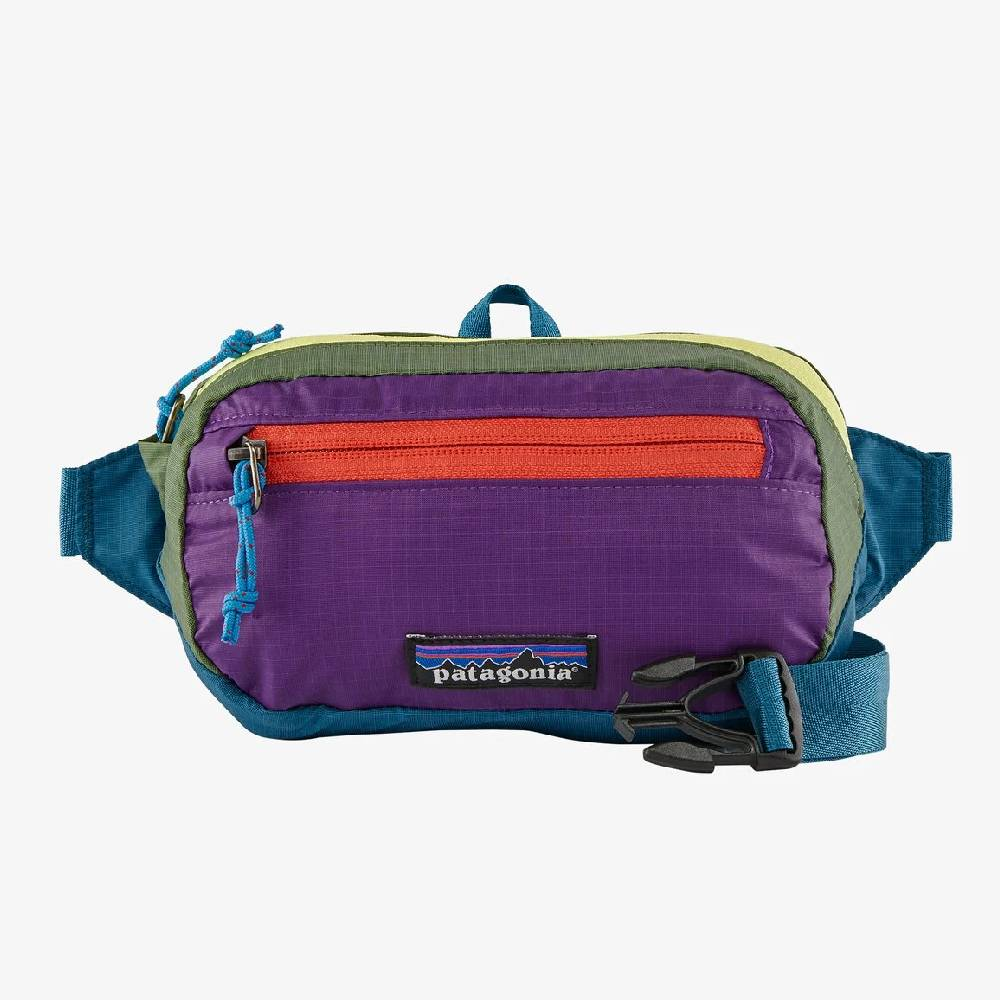 Patagonia Ultralight Black Hole Mini Hip Pack 1L ACCESSORIES - Luggage & Travel - Backpacks & Belt Bags Patagonia Teskeys