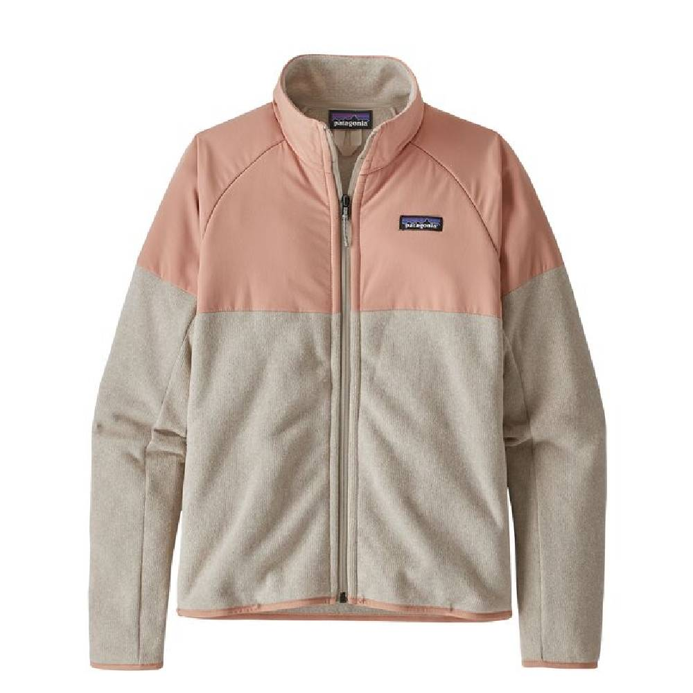 Patagonia Better Sweater Shelled Fleece Jacket WOMEN - Clothing - Outerwear - Jackets Patagonia Teskeys