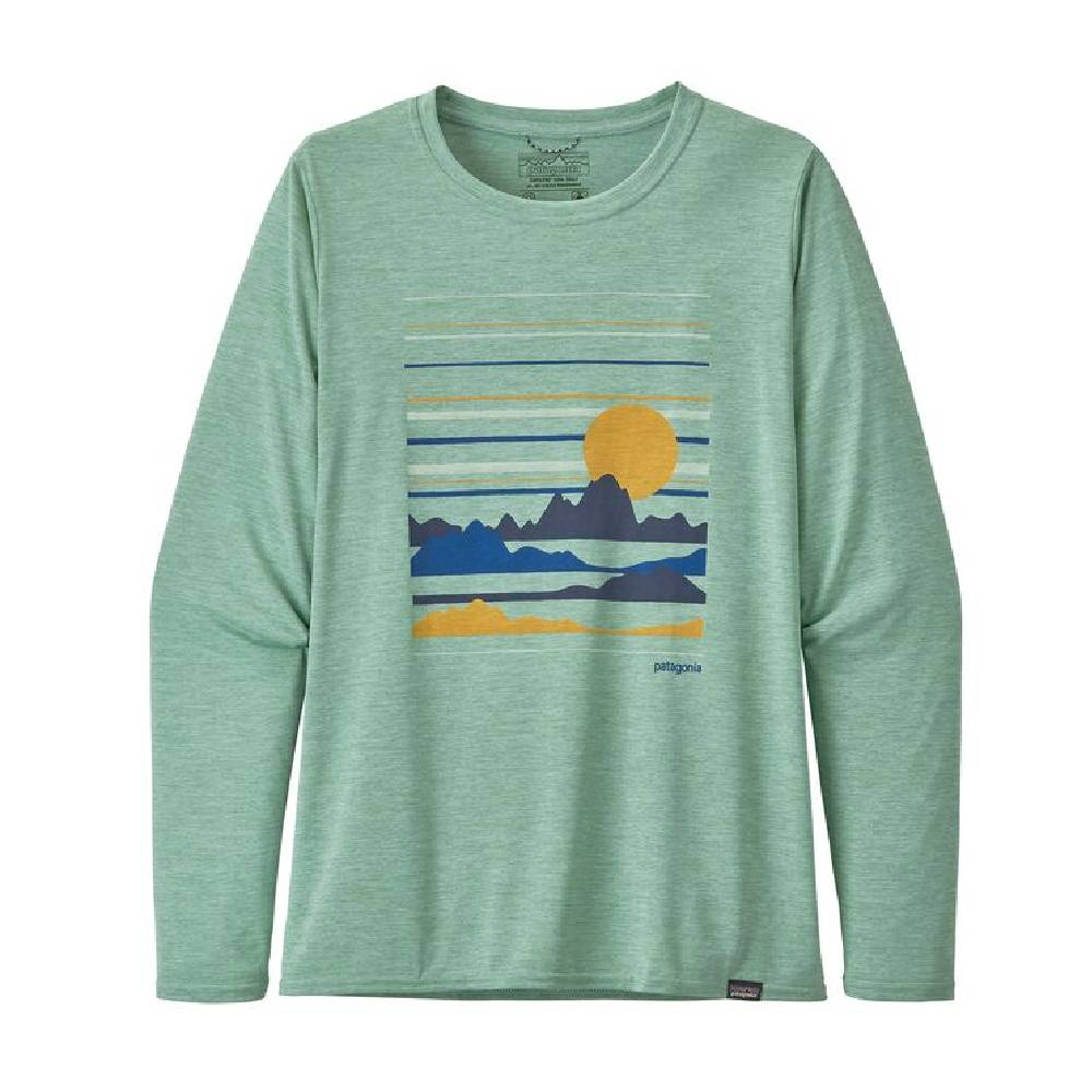 Patagonia Cap Cool Graphic Tee