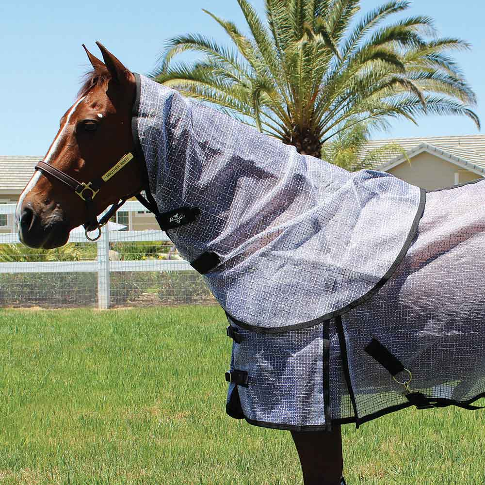 Professional's Choice Neck Cover FARM & RANCH - Animal Care - Equine - Fly & Insect Control - Fly Masks & Sheets Professional's Choice Teskeys
