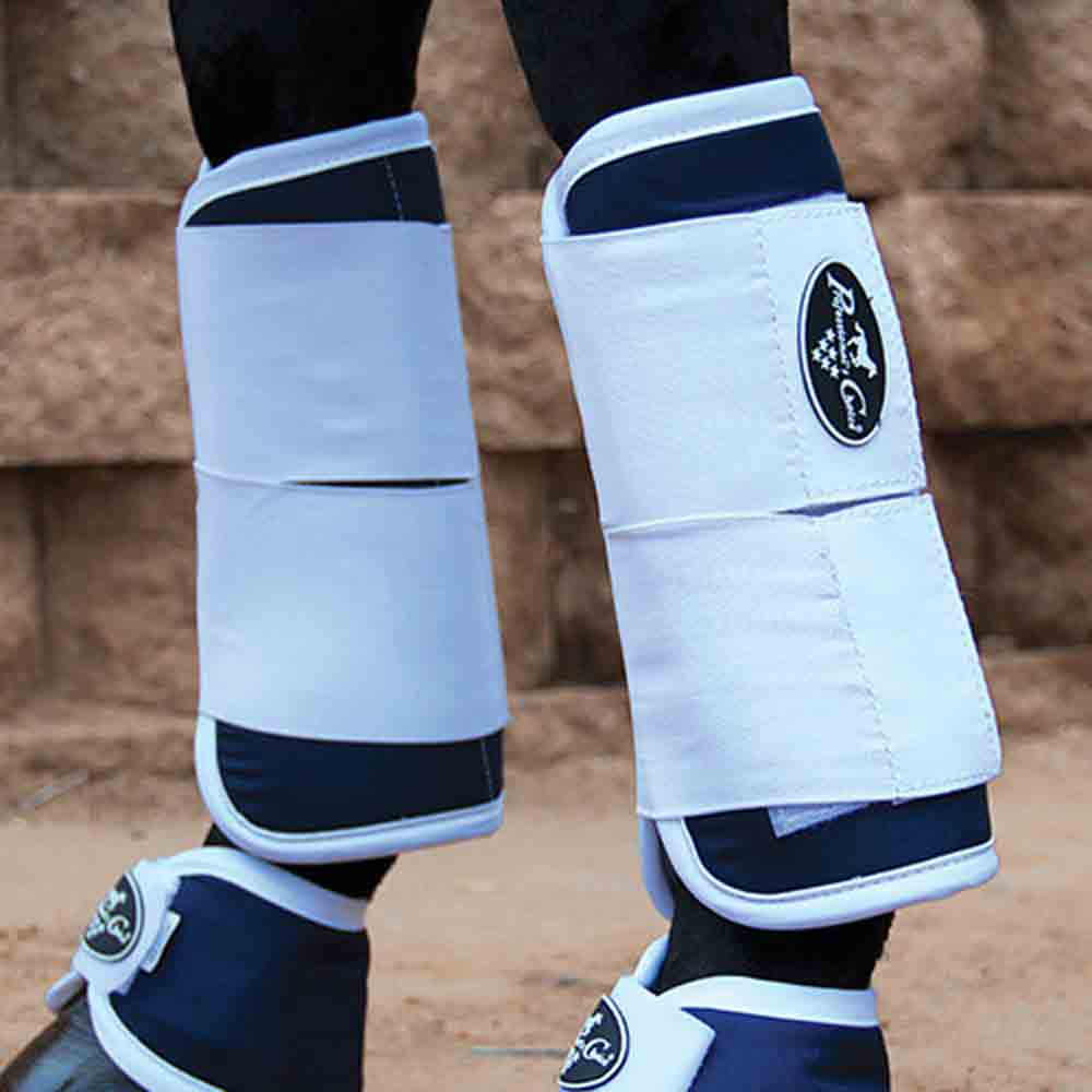 Professional's Choice Magnetic Tendon  Boot Tack - Leg Protection - Rehab & Travel Professional's Choice Teskeys