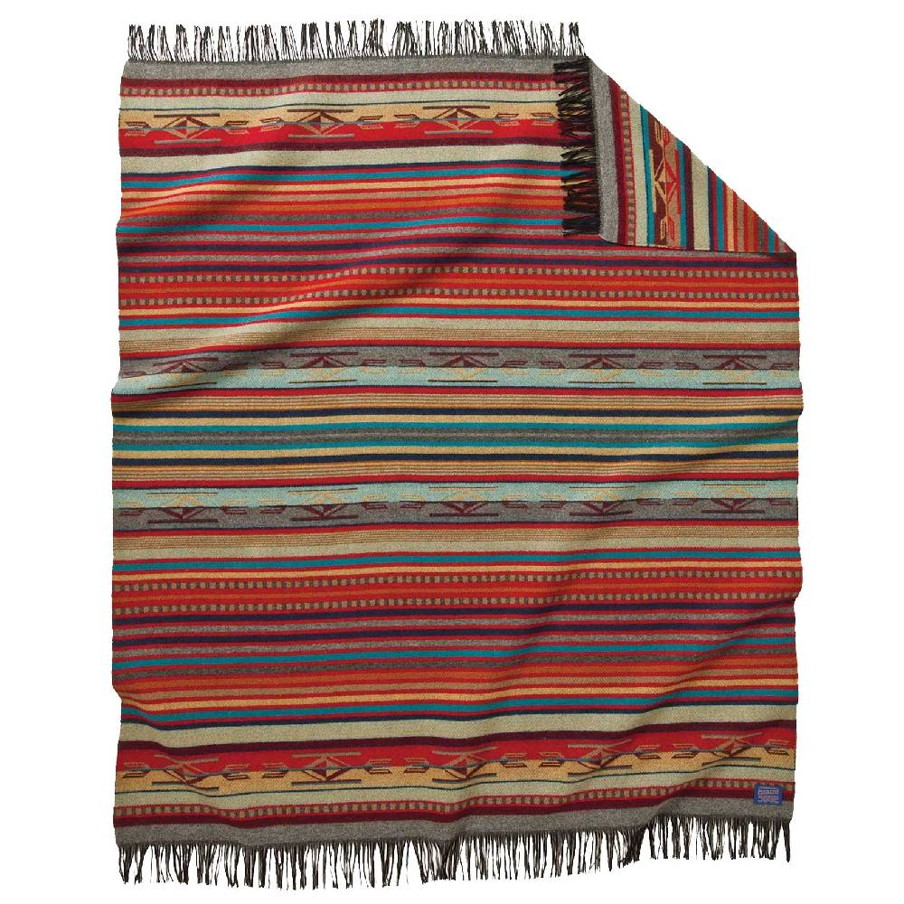 Pendleton Chimayo Throw HOME & GIFTS - Home Decor - Blankets + Throws PENDLETON Teskeys