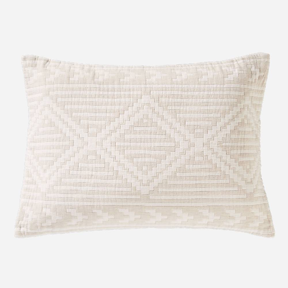Pendleton Ganado Matelasse Standard Sham HOME & GIFTS - Home Decor - Decorative Pillows PENDLETON Teskeys
