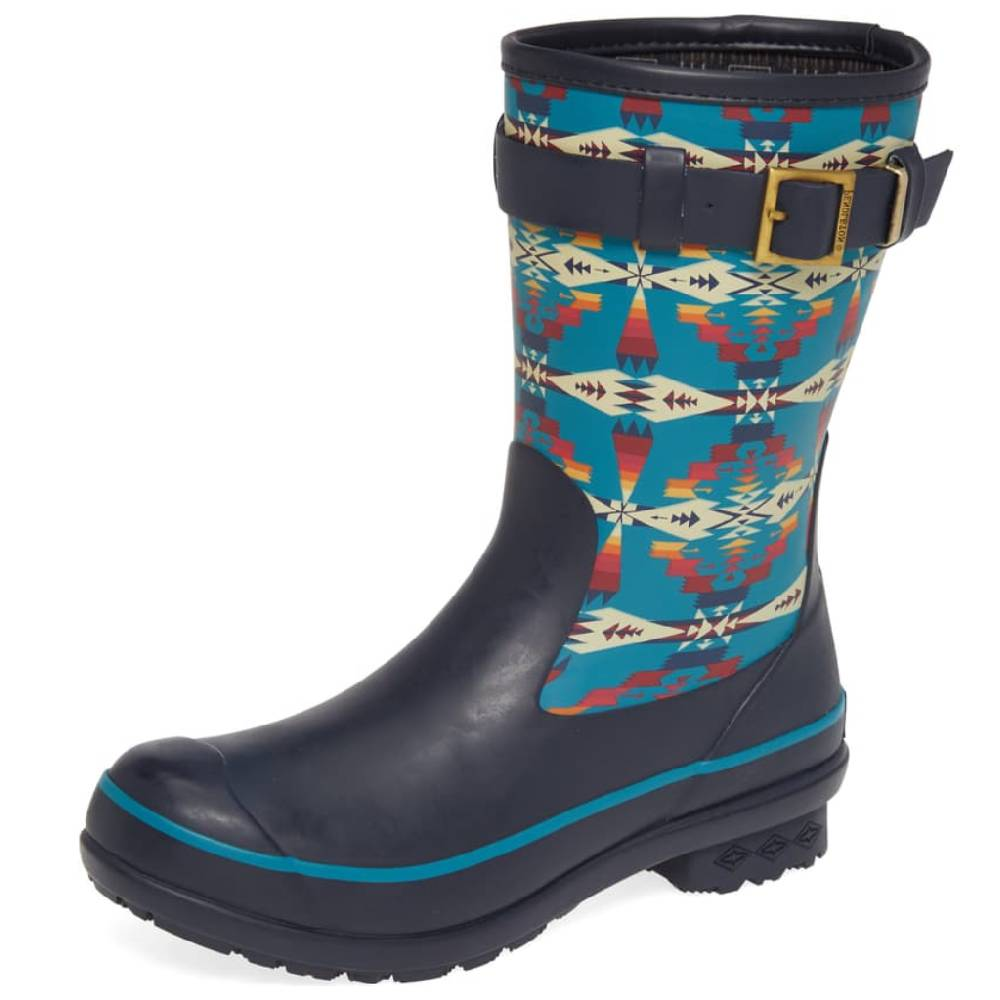 Pendleton Tuscon Short Rain Boot WOMEN - Footwear - Boots - Work Boots PENDLETON Teskeys