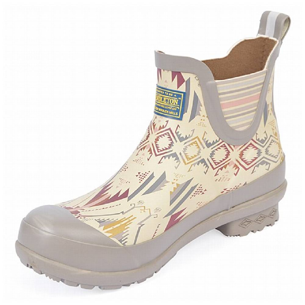 Pendleton White Sands Chelsea Rain Boot WOMEN - Footwear - Boots - Work Boots PENDLETON Teskeys