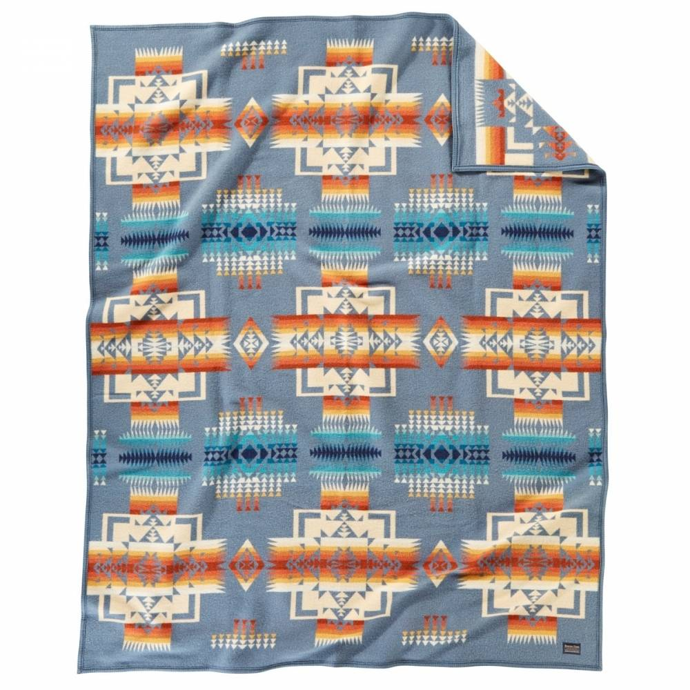 Pendleton Chief Joseph King Blanket HOME & GIFTS - Home Decor - Blankets + Throws PENDLETON Teskeys