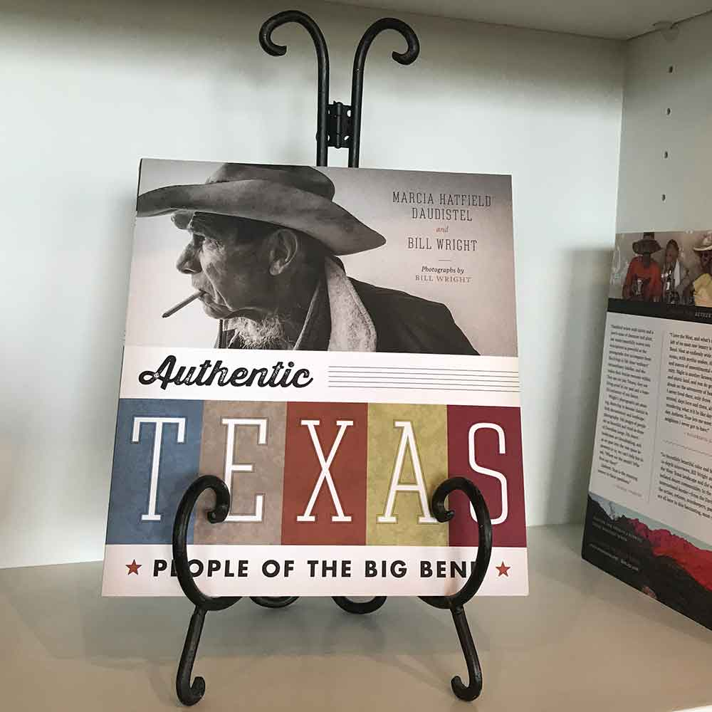 Authentic Texas: People of the Big Bend HOME & GIFTS - Books Teskeys Teskeys