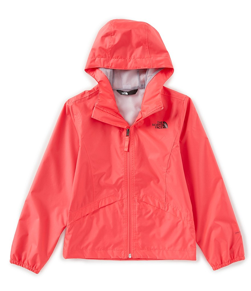 Girls Zipline Rain Jacket KIDS - Girls - Clothing - Outerwear - Jackets Teskeys Teskeys
