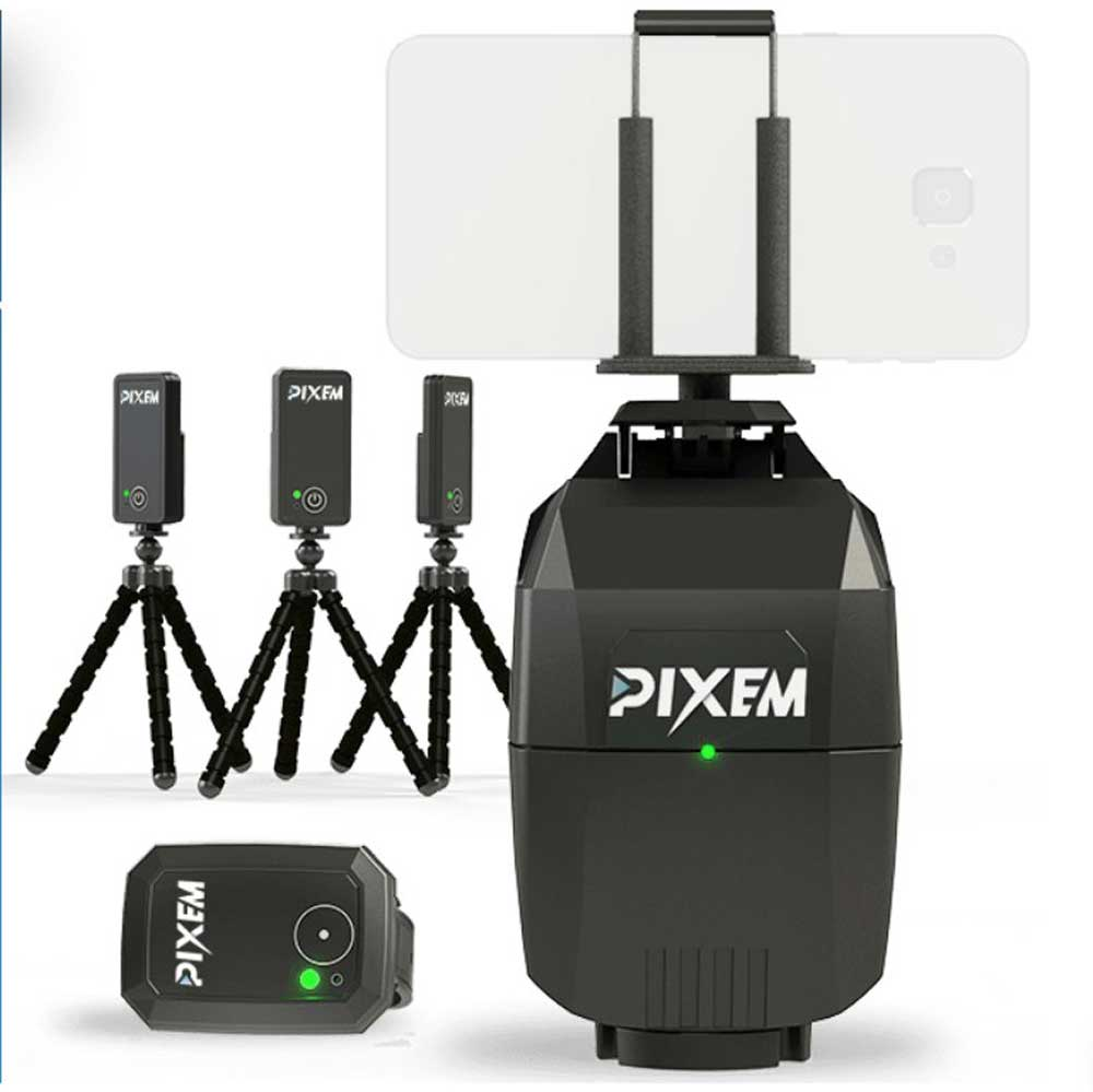 PIXEM with Tripod And Bag Tack - Ropes & Roping - Roping Accesories Smart Arena Teskeys