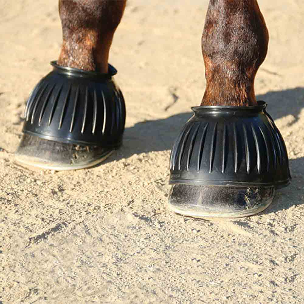 Professional's Choice Pull On Rubber Bell Boots Tack - Leg Protection Professional's Choice Teskeys