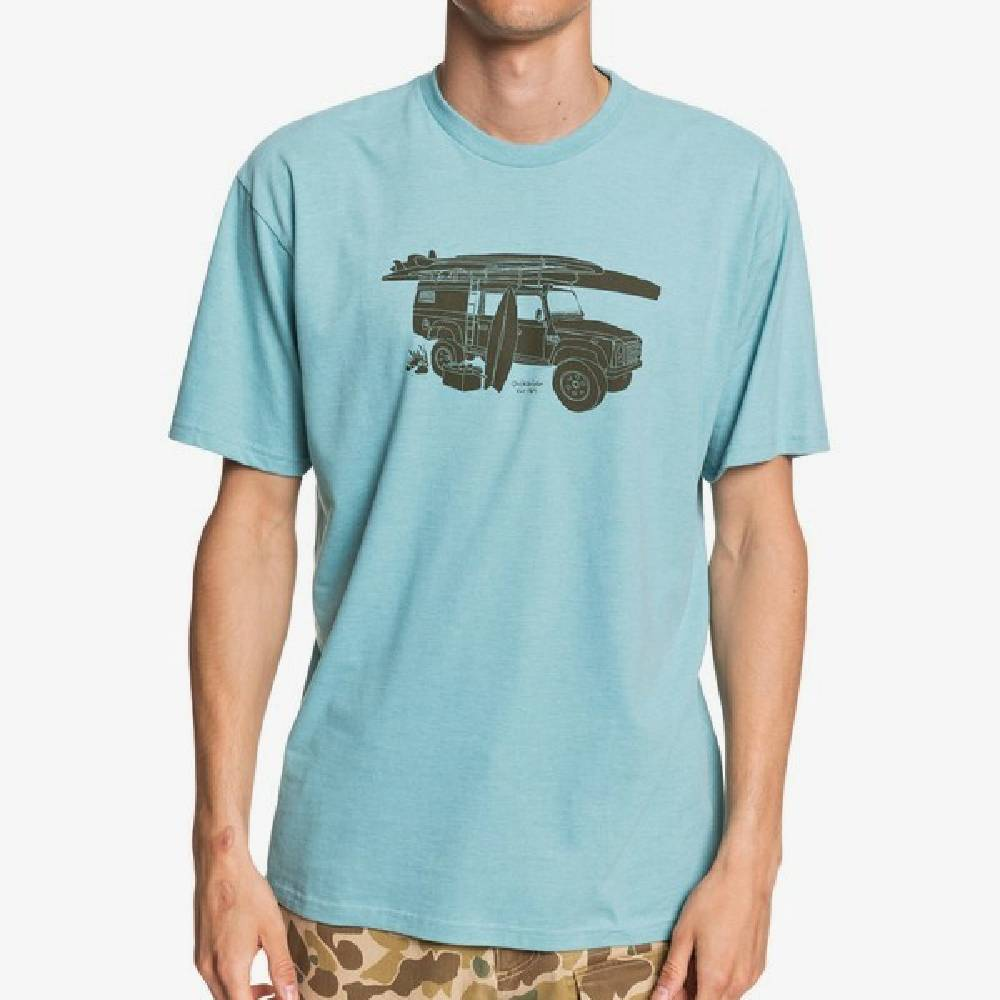 Quicksilver Motion Sickness Tee MEN - Clothing - T-Shirts & Tanks QUIKSILVER/QS WHOLESALE, LLC. Teskeys