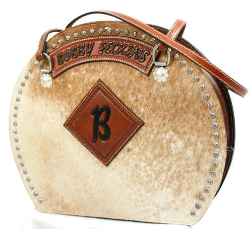 Teskey's Trophy Cowhide Rope Bag 4 CUSTOMS & AWARDS - BAGS Teskey's Teskeys