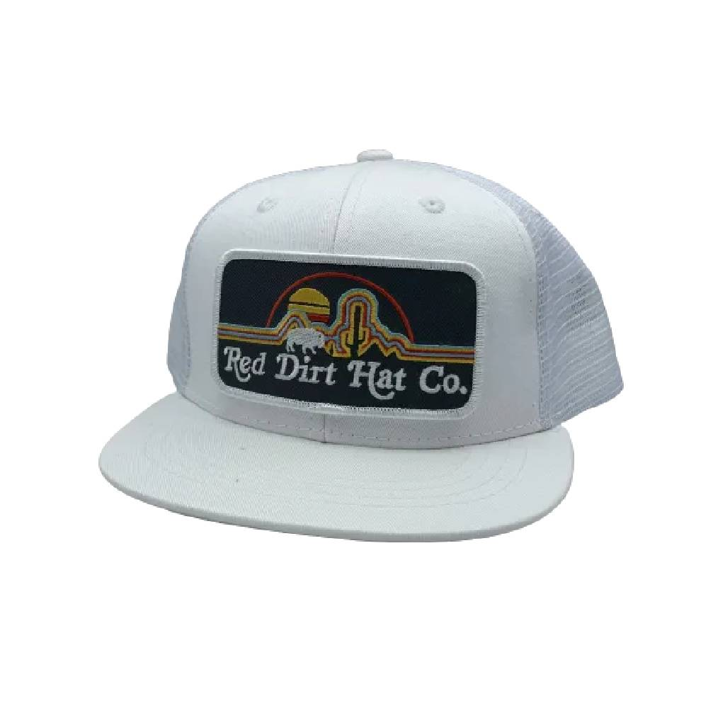 Red Dirt Hat Co. Youth Neon Buffalo Cap KIDS - Accessories - Hats & Caps RED DIRT HAT CO. Teskeys