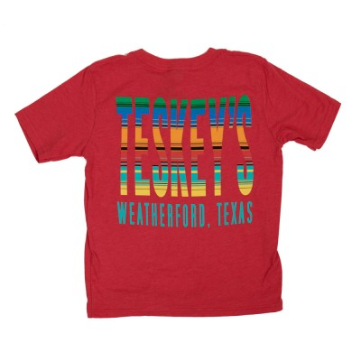 Youth Teskey Serape Tee TESKEY'S GEAR - Youth SS Shirts OURAY SPORTSWEAR Teskeys