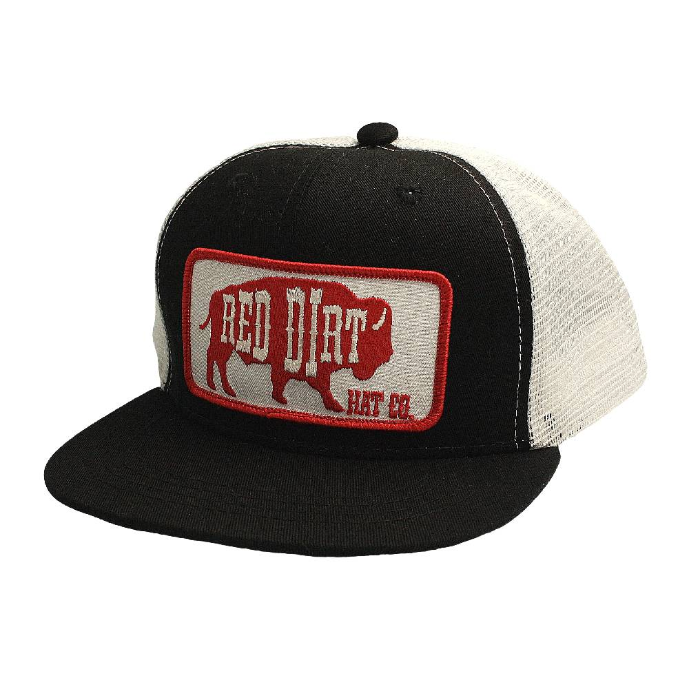 Red Dirt Hat Co. Youth Red Original Cap KIDS - Accessories - Hats & Caps RED DIRT HAT CO. Teskeys