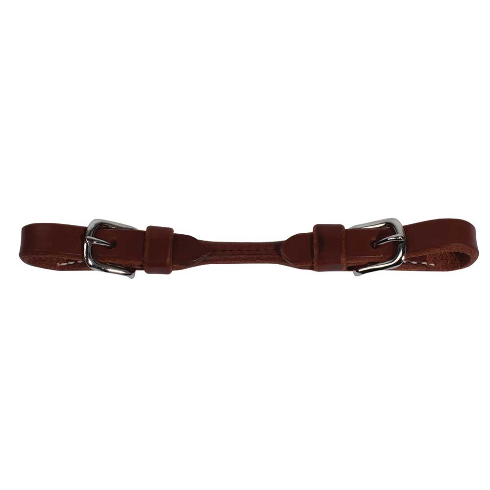 Round Center Curb Strap By Professional's Choice Tack - Bits, Spurs & Curbs - Curbs Professional's Choice Teskeys