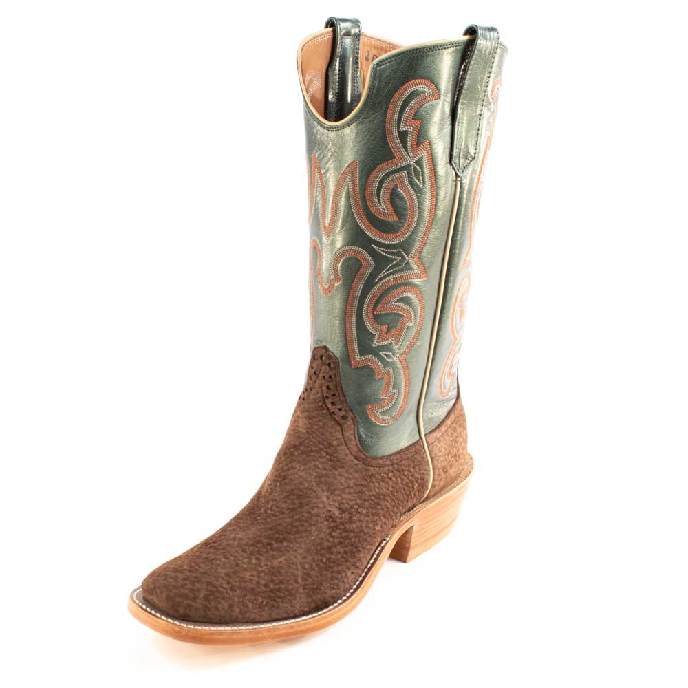 Rios Of Mercedes Coco Carpincho Boot MEN - Footwear - Exotic Western Boots RIOS OF MERCEDES BOOT CO. Teskeys