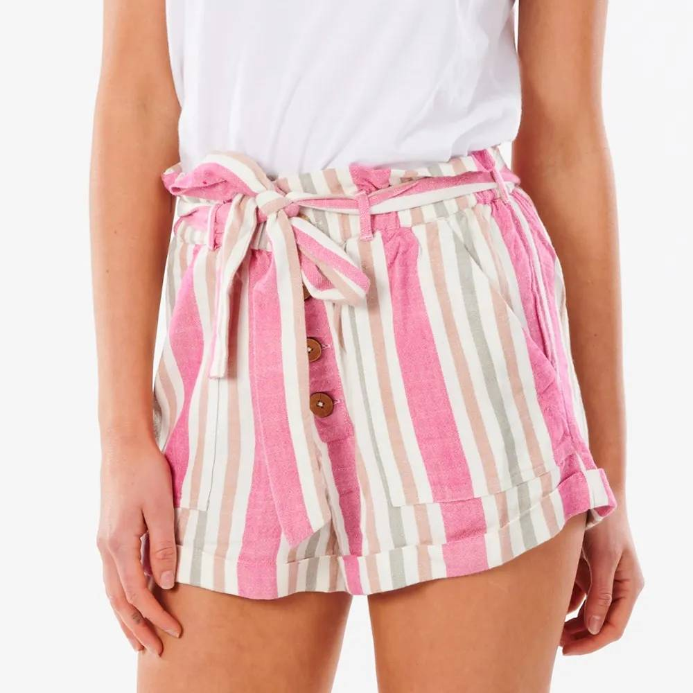 Rip Curl Ashmore Stripe Shorts WOMEN - Clothing - Shorts RIP CURL Teskeys