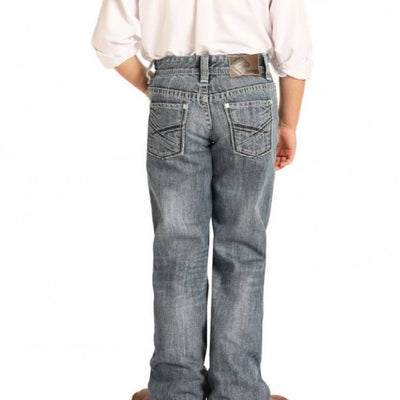 Rock & Roll Boys BB Gun Boot Cut Jean KIDS - Boys - Clothing - Jeans Panhandle Teskeys