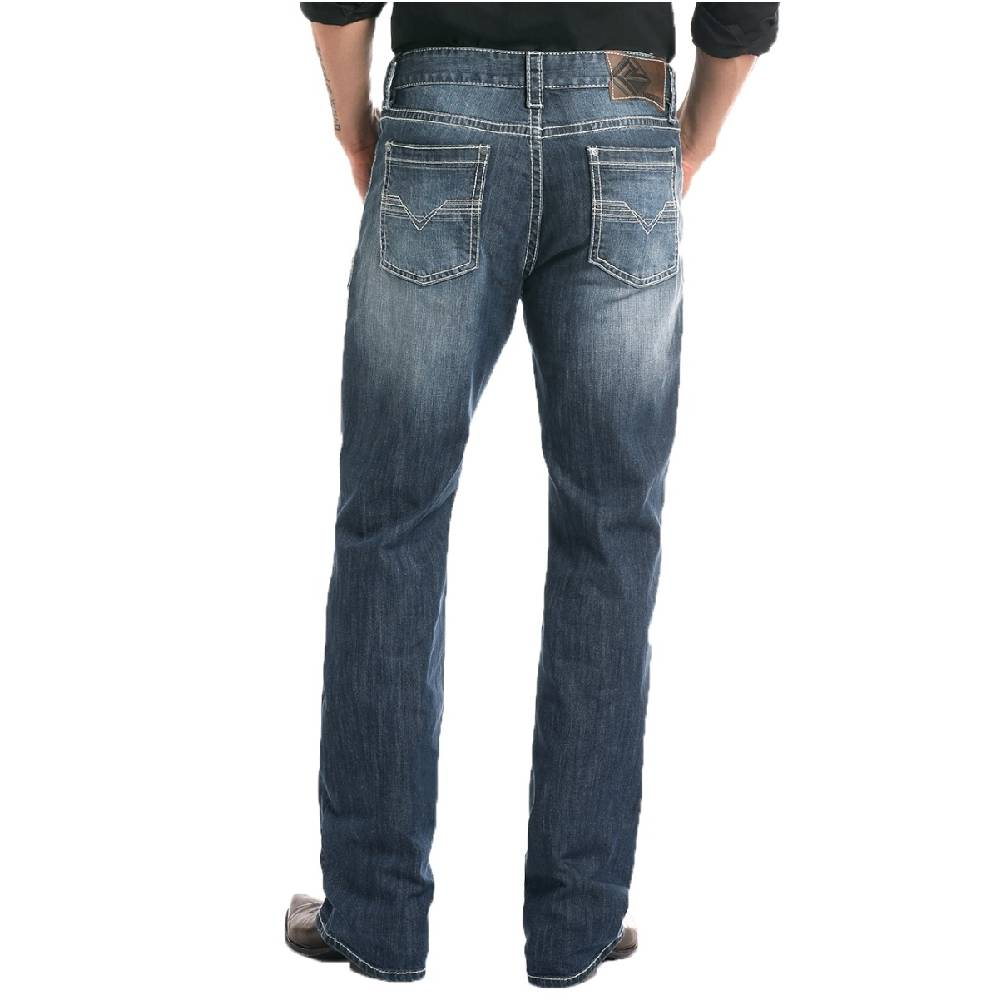 Rock & Roll Denim Reflex Double Barrel Jean MEN - Clothing - Jeans Panhandle Teskeys