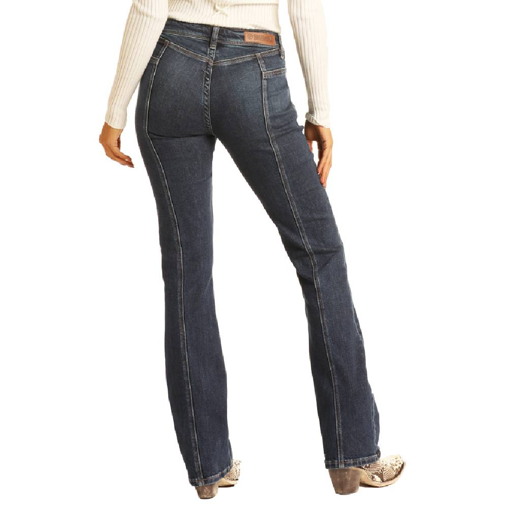 Rock & Roll Denim Riding Jean WOMEN - Clothing - Jeans Panhandle Teskeys