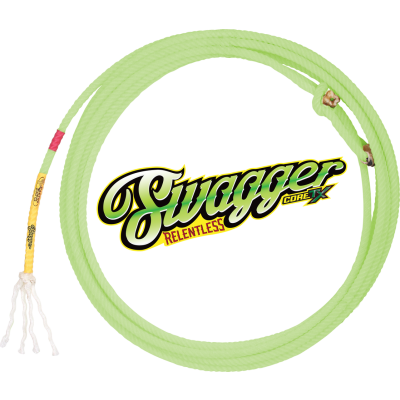 Cactus Swagger Relentless Rope Tack - Ropes & Roping Cactus Teskeys