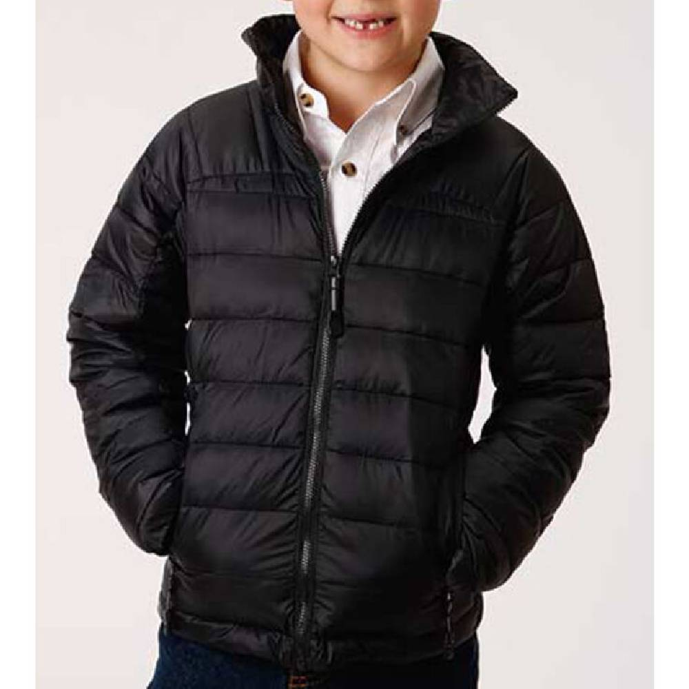 Roper Boy's Crush Parachute Jacket KIDS - Boys - Clothing - Outerwear - Jackets ROPER APPAREL & FOOTWEAR Teskeys