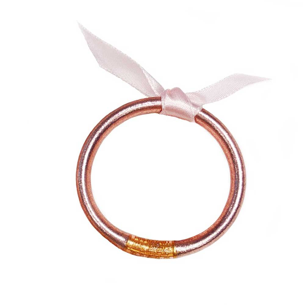 BuDha Girl Rose Gold Baby Bangle